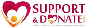 Support_&_Donate_Logo_horizontal
