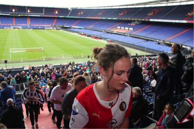 Feyenoord Foundation eerste opdrachtgever ever
