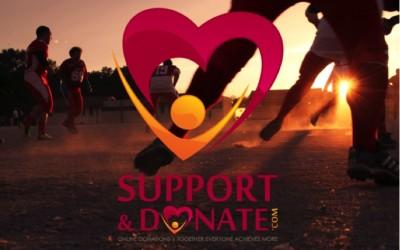 SUPPORT AND DONATE het maatwerk OnLine donatieplatform