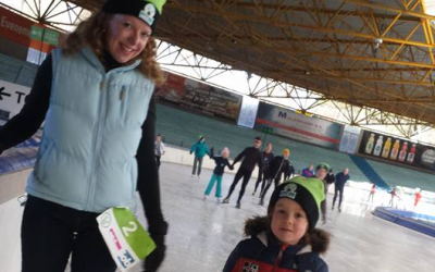 """De SchaatsChallenge 2016 was super!"